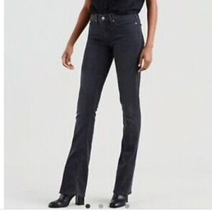 Levi 315 NWT 315 Bootcut Shaping Jeans 12 Long